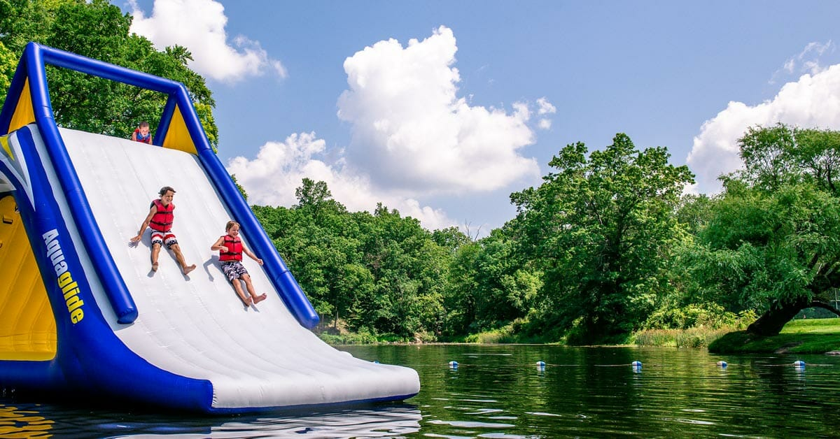 Best Summer Camps in the Poconos - Camp Green Lane