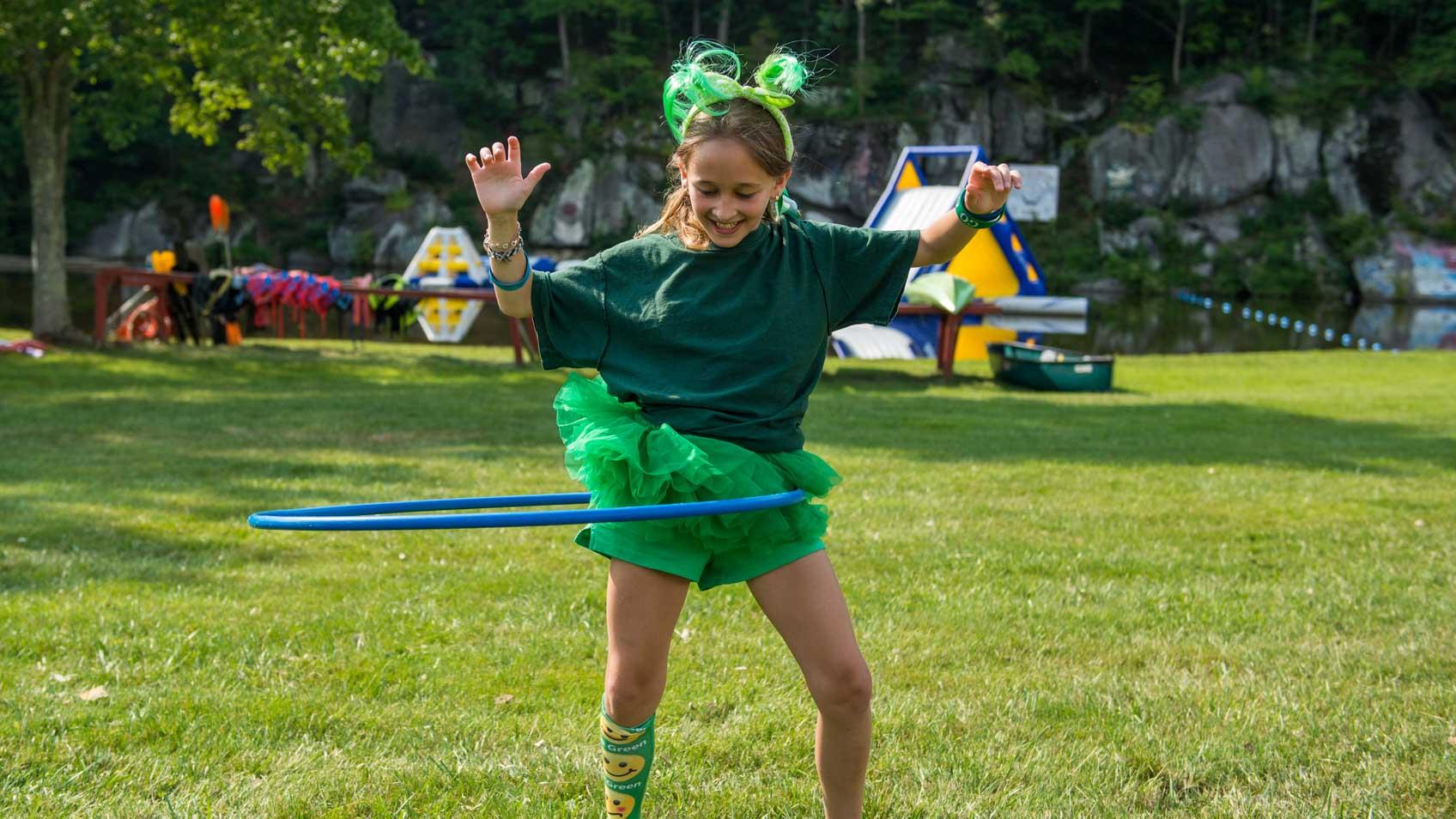 hula-hoop